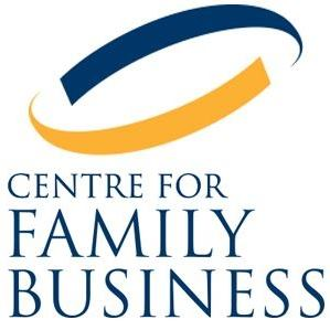logo from the center for family business